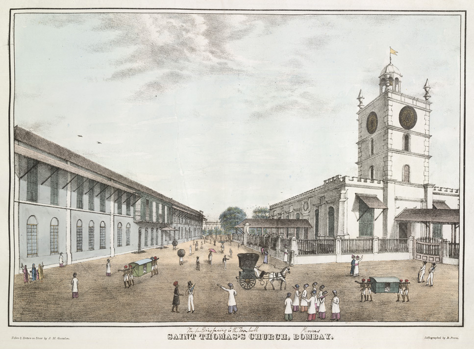 Saint Thomas's Church, Bombay.
